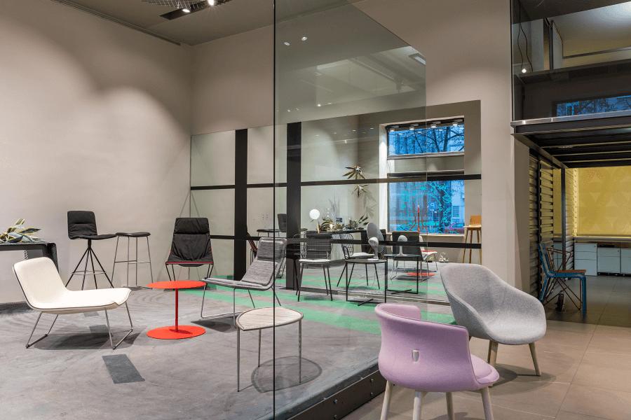 Olasz design székek a Vitrinben