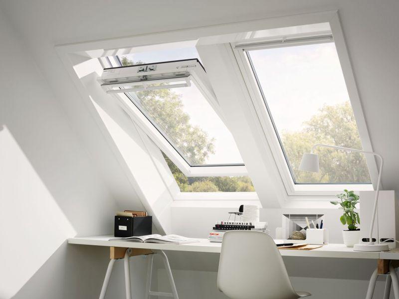 Ablakcsere az Otthon Melege programmal tetőtérben is