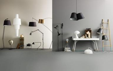 Az asztali lámpától az állólámpáig