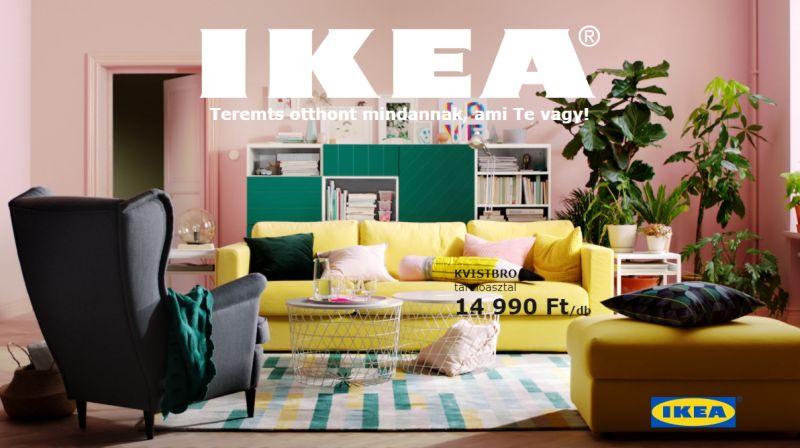meg rkezett a 2018 as ikea katal gus. Black Bedroom Furniture Sets. Home Design Ideas