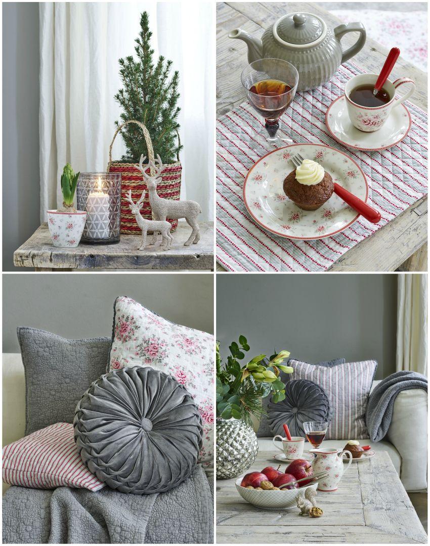 Karácsonyi és adventi asztaldekoráció