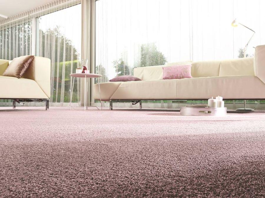 Halvány rózsaszín Leguan padlószőnyeg