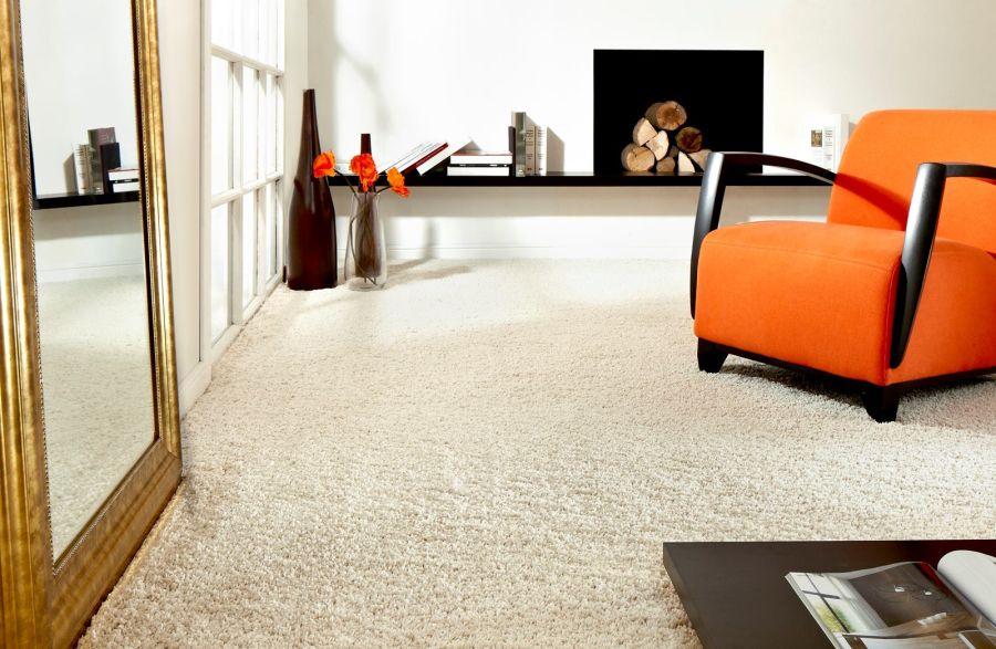 Puha trendi Leguan padlószőnyeg