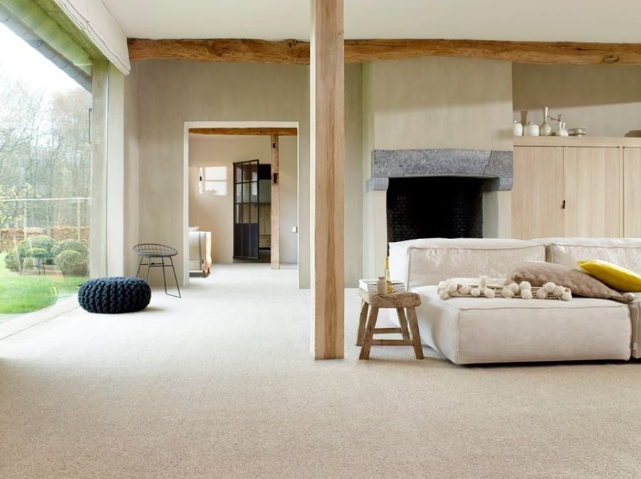 Bézs Leguan padlószőnyeg