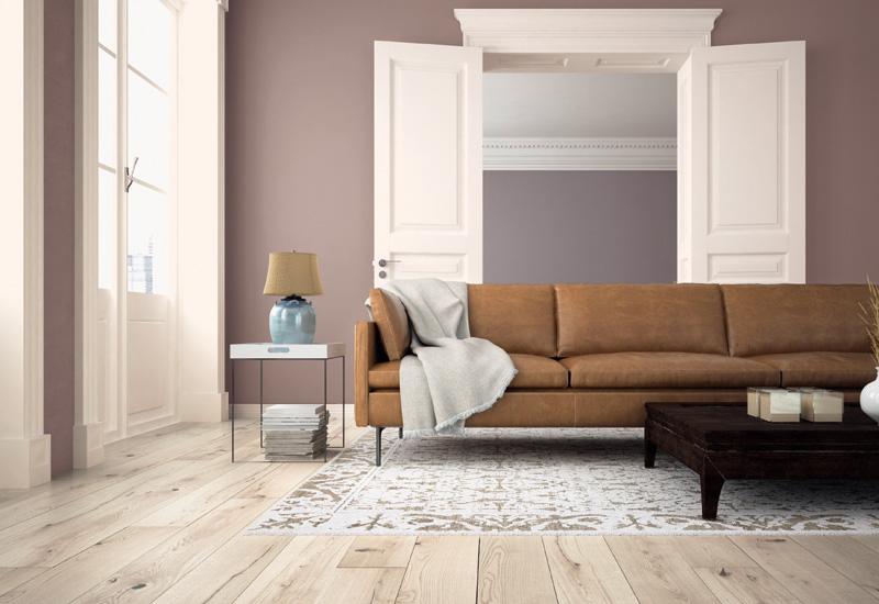 Heart Wood szín a Dulux palettán
