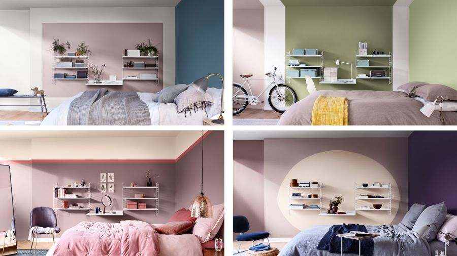 Dulux színek ötletek