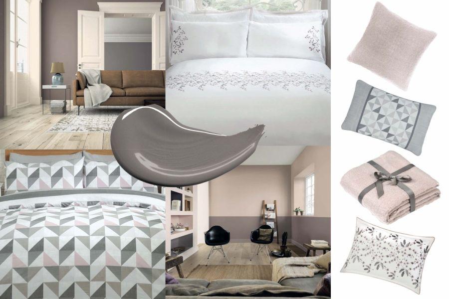 Heart Wood szín lakástextileken