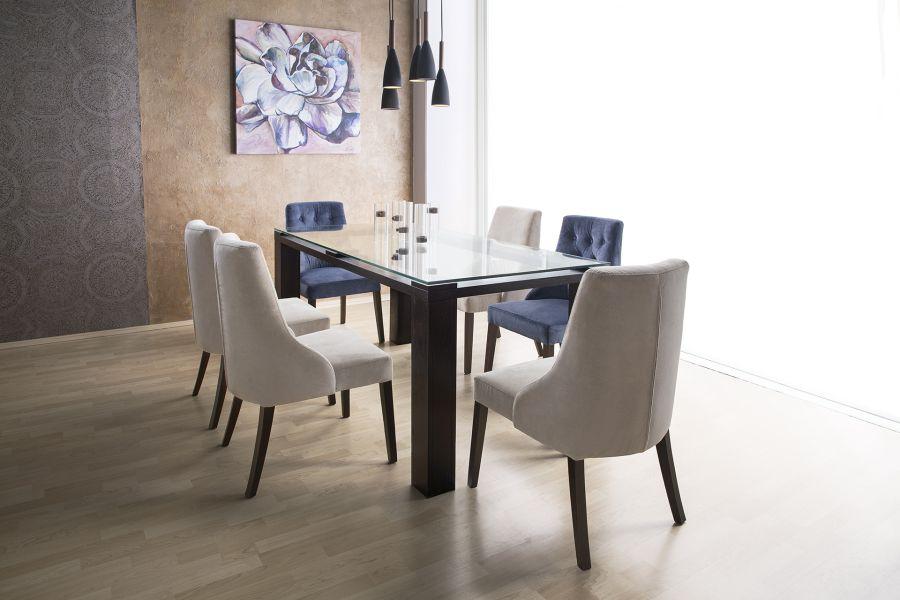 Rio Design étkező Palma szék Power asztal