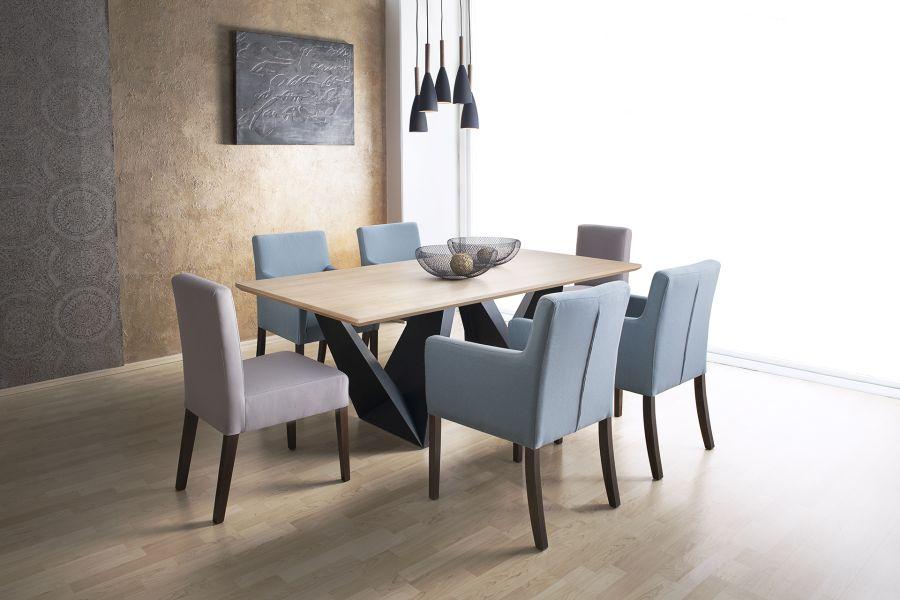 Rio Design étkező Syb szék és karszék, Sushi asztal