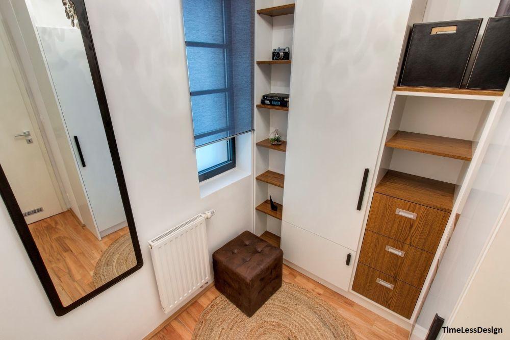 Mini gardróbszoba