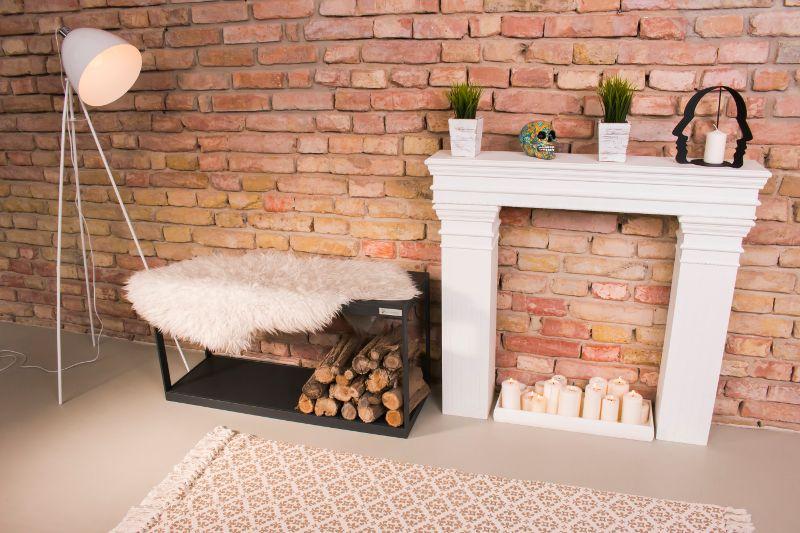 Fém ülőpad design bútor magyar termék