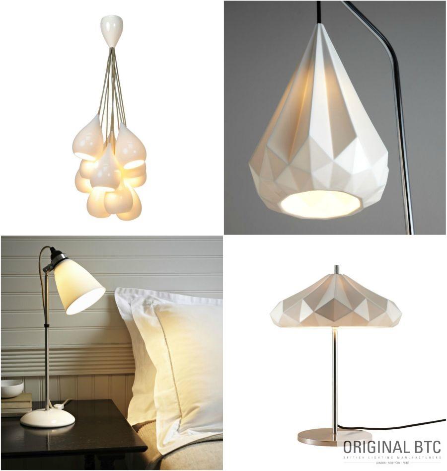 Porcelán lámpák