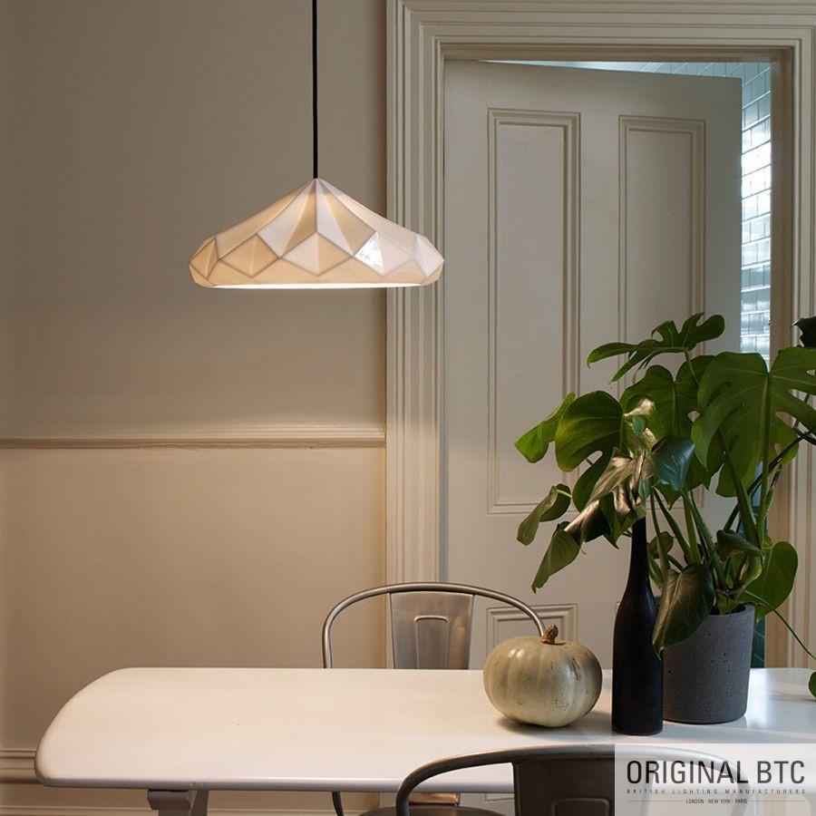 Original BTC porcelán lámpa