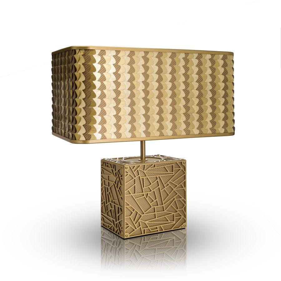 Laokoon art deco ihlette lámpa kollekció asztali lámpa