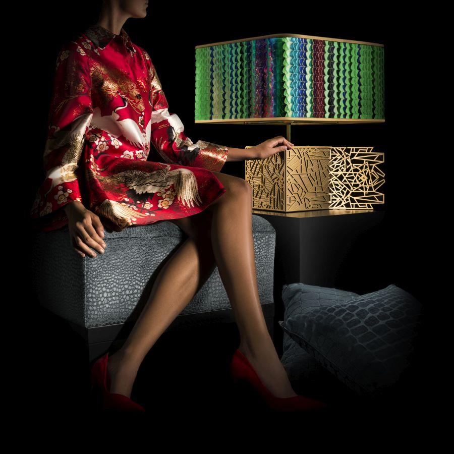 Laokoon by Maison Marquise asztali lámpa