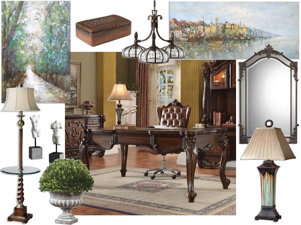 Rusztikus Bútorbolt, Amerikai bútorok dolgozószobák
