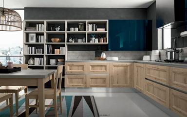 Riviera - Egy konyhabútor többféle stílusban