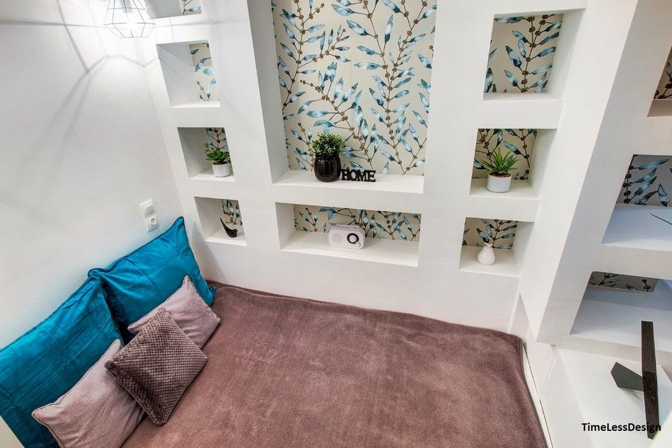 Hálófülke kialakítása kis lakásban