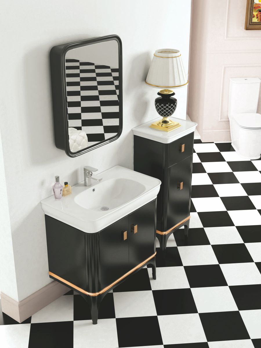 Arezzo Design Charlton mosdó, szaniter