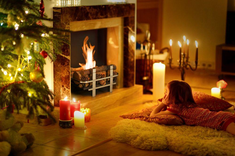 Karácsonyi kandalló