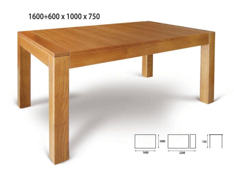 Modern étkezőasztal