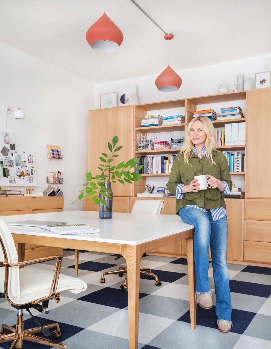 Emily Henderson lakberendező stúdiója