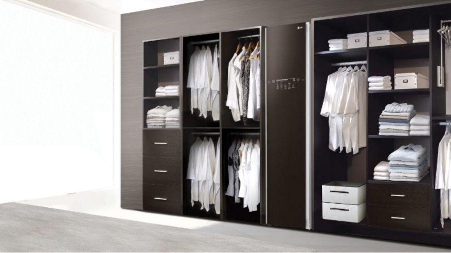 LG Styler ruhatisztítás és gőzölés otthon