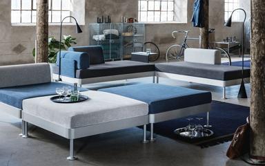 Igény szerint alakítható provokatív kanapé - Tom Dixon az Ikeának tervezett!