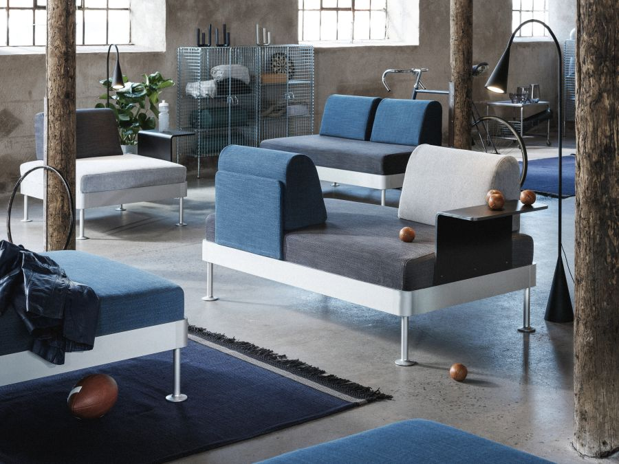 Ikea Delaktig háttámla design