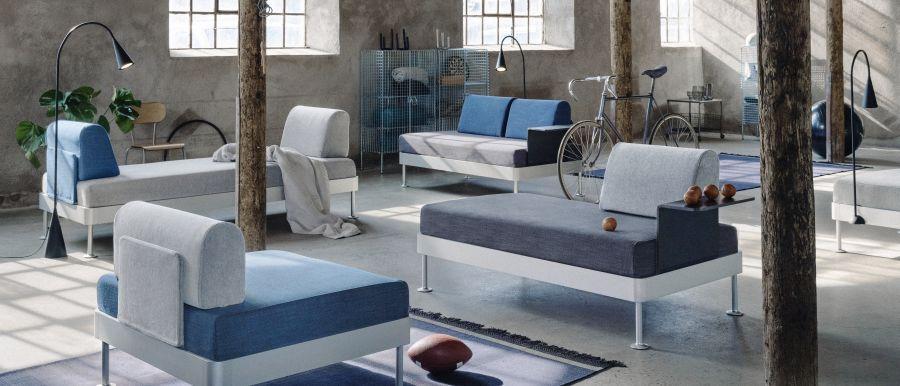 Ikea Delaktig kanapék