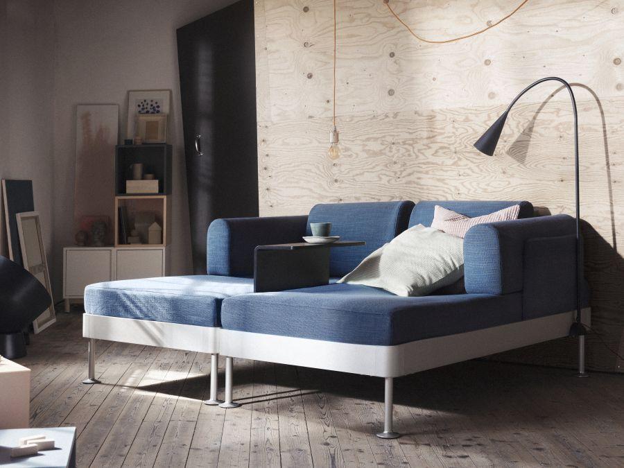 Ikea Delaktig variálható kanapé