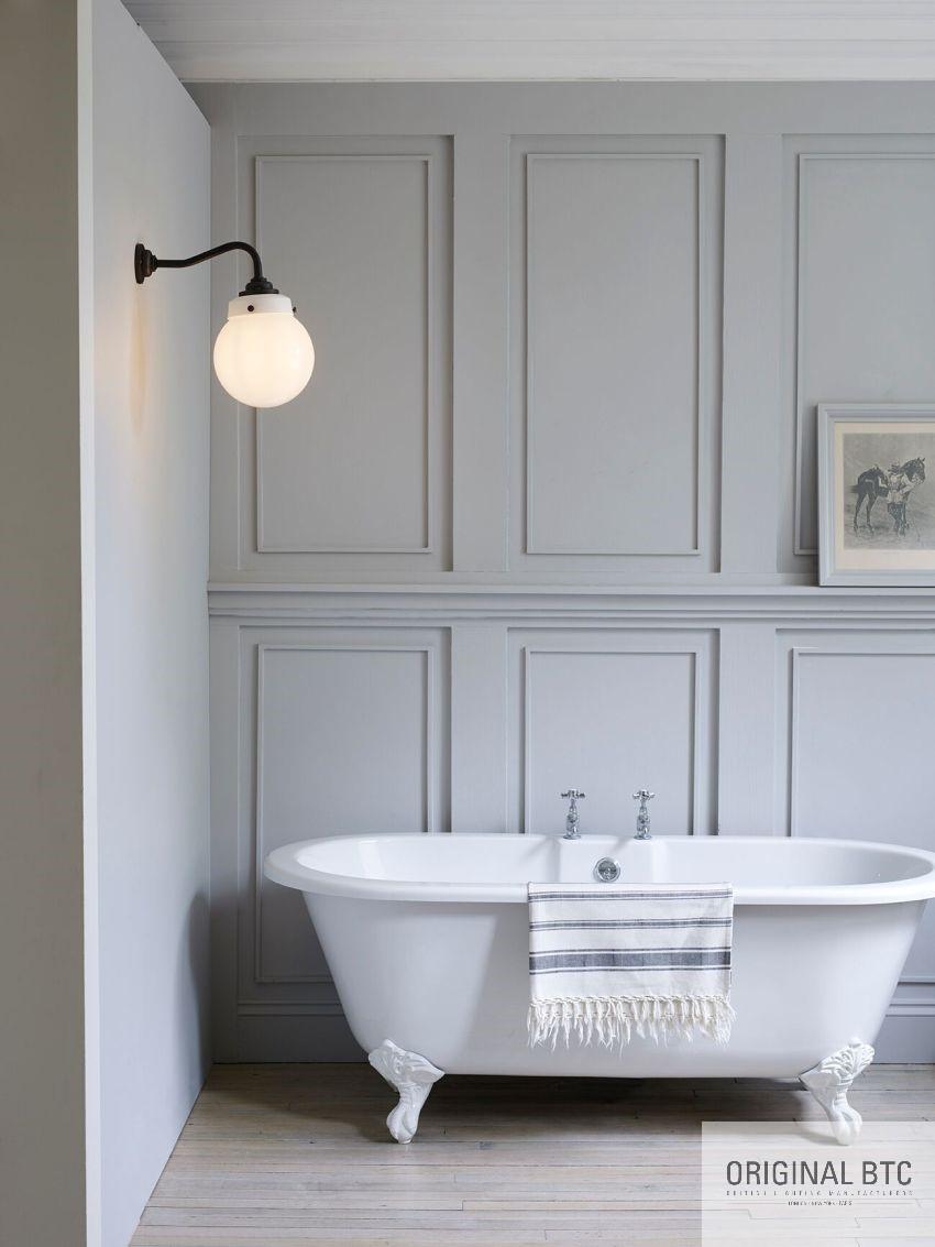 Klasszikus falikar fürdőszobába