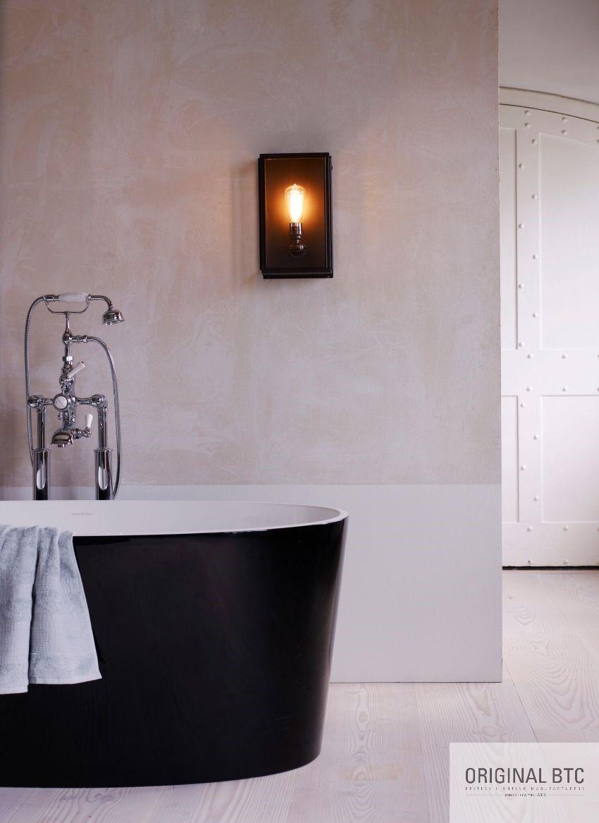 Edison izzós fürdőszobai lámpa
