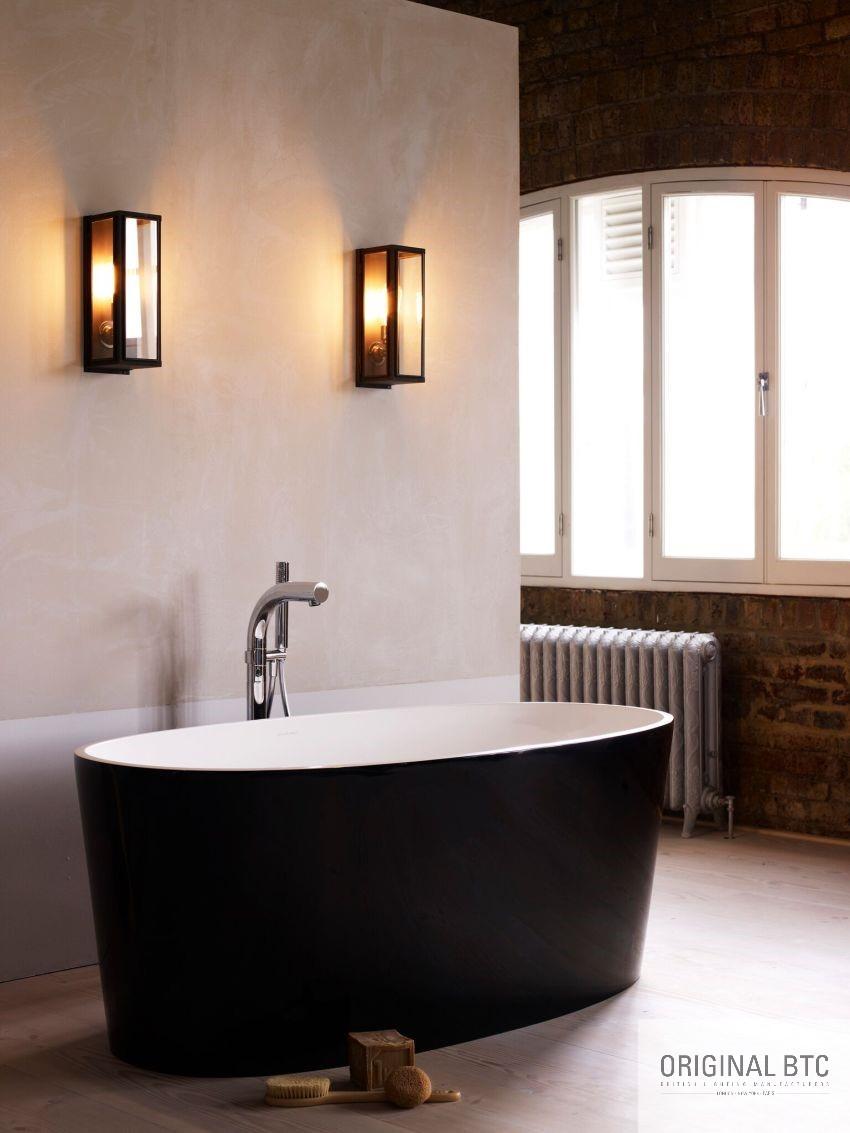 Dupla fali fürdőszobai lámpa