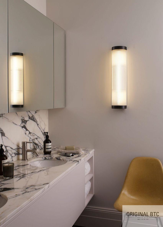Fürdőszobai helyi világítás