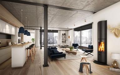 Turbózd fel a nappalid rusztikus lakberendezéssel