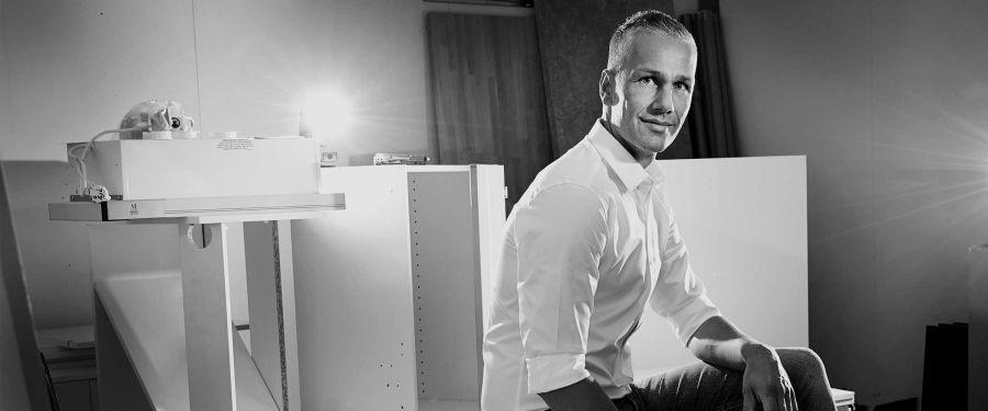 Anders Debel Hansen bútortervező BoConcept