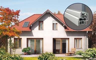 Újrahasznosított ablakokkal a klímaváltozás ellen