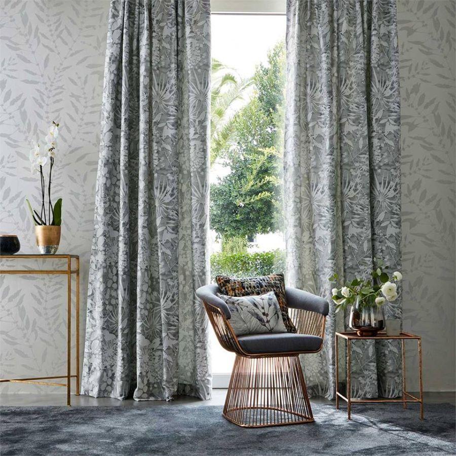 Design függöny nappaliba