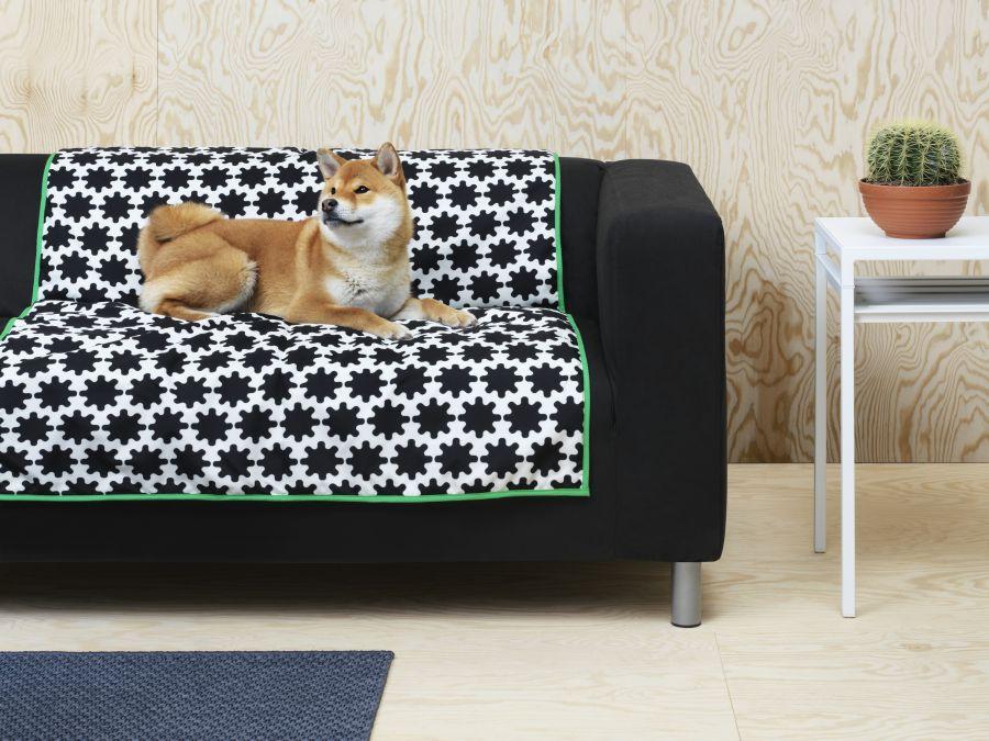 Ikea Lurvig - Klippan kanpé kutyáknak