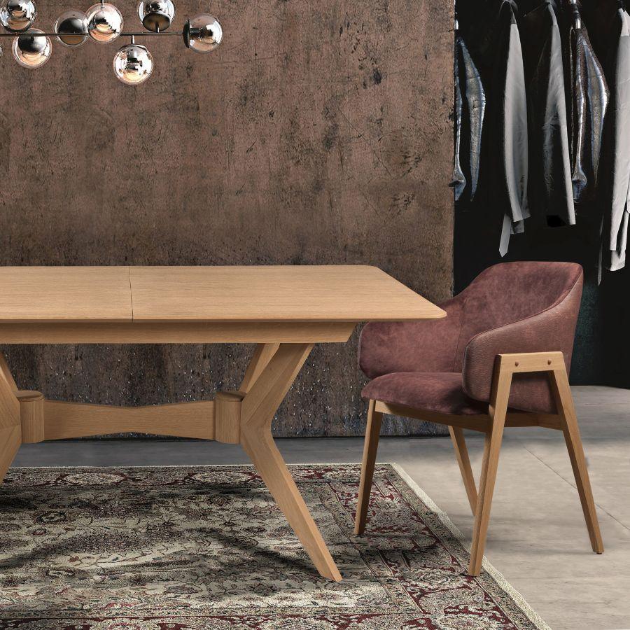 Ares asztal és Adele szék