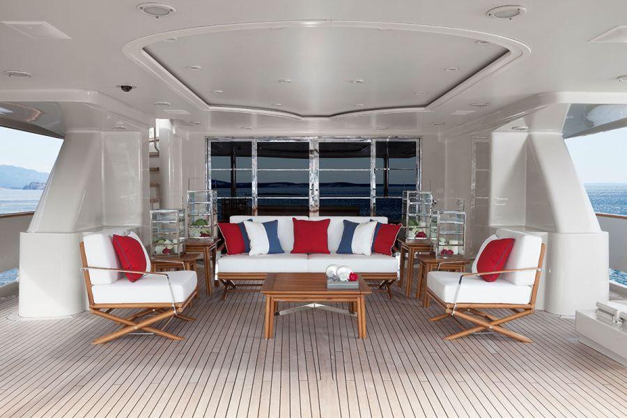 A Braid olasz luxus kerti bútorok magasra teszik a mércét