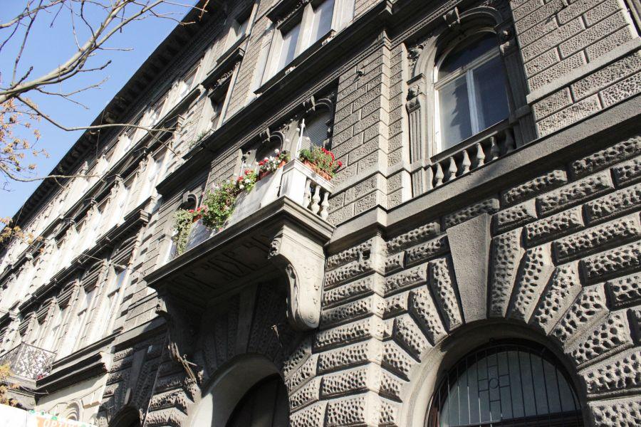 Bajcsy-Zsilinszky utcai ház