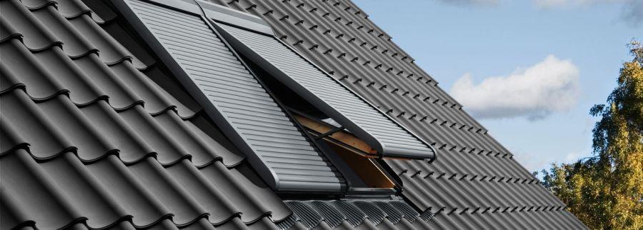 Velux külső tetőablak redőny