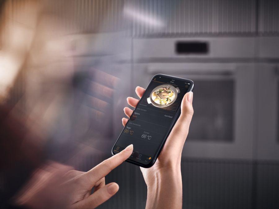 Kulináris élmények a Miele új generációs okos konyhai
