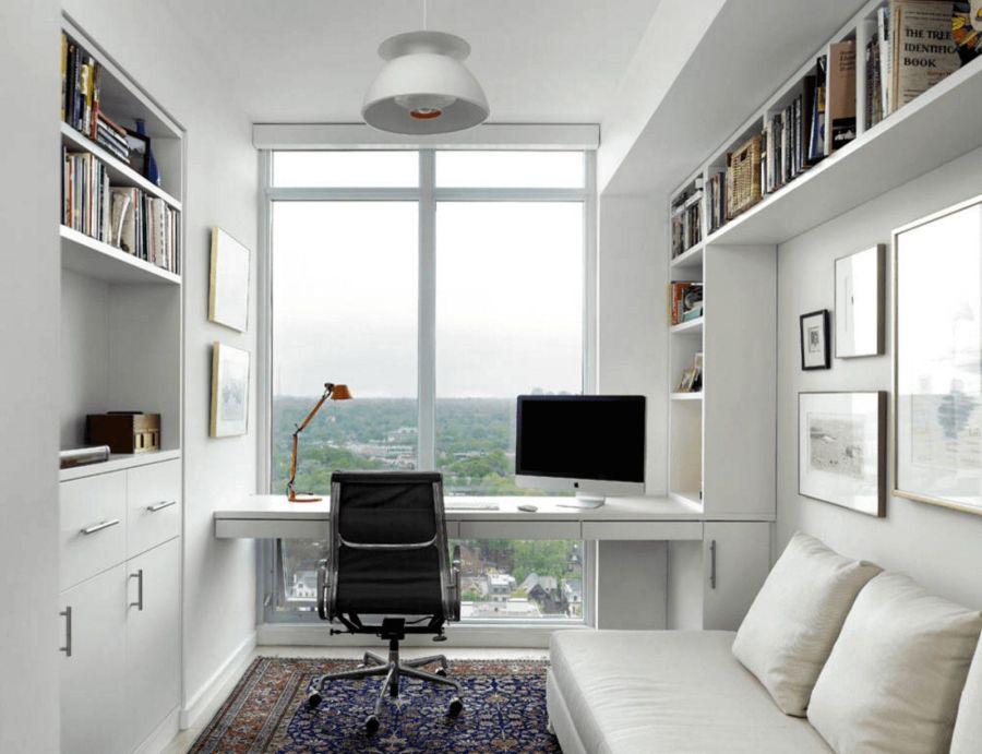 Home Office dolgozószoba kialakítása