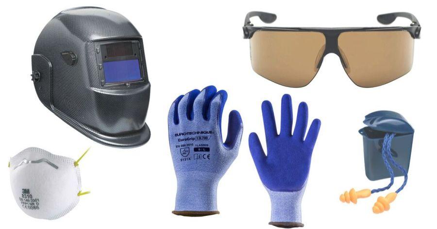 Munkavédelmi védőfelszerelés
