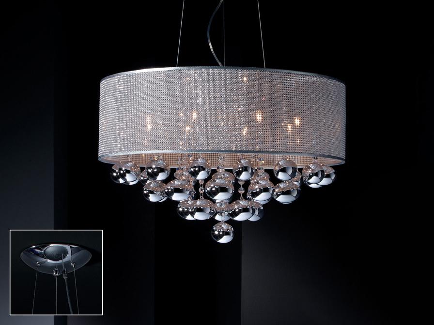 Rio Design lámpa Andromeda