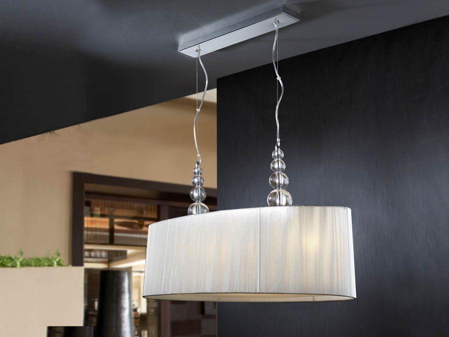 Rio Design lámpa Mercury étkezőbe