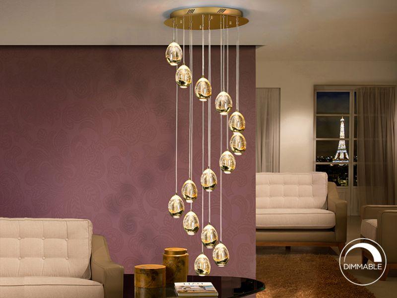 Rio Design lámpa Rocio lámpa